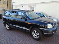 2003 Hyundai santa fe 4wd diesel no mot