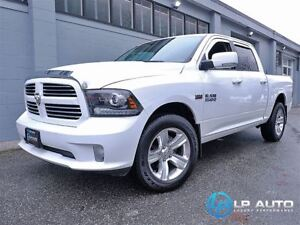 2014 Ram 1500 Sport Crew Cab! Loaded! Easy Approvals!