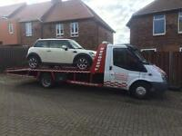 SC recovery and transport services 24 /7 prices start from £20 any genuine quote beaten