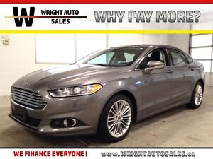 2013 Ford Fusion SE| LEATHER| SYNC| HEATED SEATS| 57,435KMS