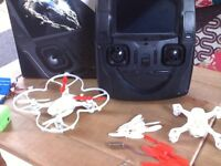 Hubsan H107D FPV X4 RC Quadcopter with Camera