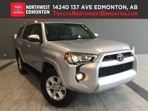 2016 Toyota 4Runner SR5 4x4 | Nav | Heat Leather | Backup Cam