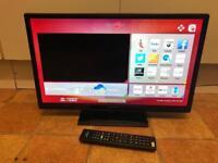 HITACHI SMART TV 24 inch