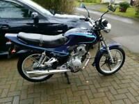 Lifan mirage 125cc 12 months mot 2014 ready to ride