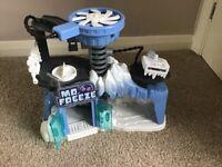 Imaginext Fisher-Price Mr Freeze Headquarters