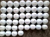44 Titleist golf balls in very good condition