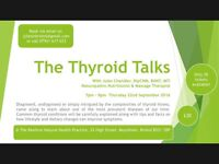 The Thyroid Talks, Bristol @ The Beehive Natural Health Practice