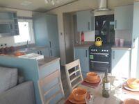 Brand New Static Caravan For Sale. Sea Views, Large Decking