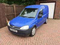 2004 Vauxhall Combo 1.7 Diesel - MOT 26th March 2019