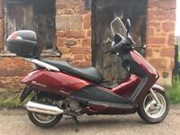 Honda Pantheon 125cc 2005 scooter low mileage