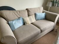 M&S Sofa bed large Two Seater