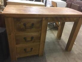 Fabulous solid oak desk