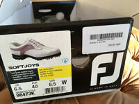 FootJoy ladies golf shoes unworn. Size UK 6.5