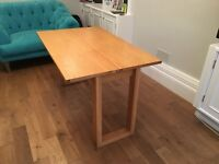 Folding Dining Table for up to 6 people