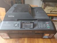 Brother A3 - duplex - printer scanner all in one - brother mfc-j5910dw