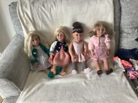 Our generation dolls £15 each
