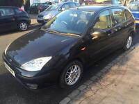 2004 1.6 FORD FOCUS FOR SALE WITH MOT 140k QUICK SALE