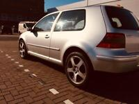2002 VW GOLF GT-TDI 130 Quick Sale £595