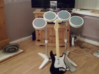 Nintendo Wii Rock Band
