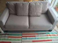 Dwell Ankara two seater sofa(x2)