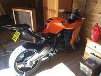 KTM RC8 2012