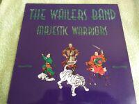 The Wailers Band – Majestic Warriors - Vinyl L.P - Tabu Records