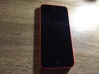 Apple iphone 5c 16 GB pink unlocked