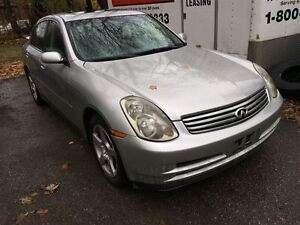2004 Infiniti G35 Luxury | YOU CERTIFY, YOU SAVE Kitchener / Waterloo Kitchener Area image 5