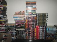 huge joblot of DVDs 500+