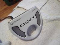TaylorMade Corza Ghost Putter Left-Handed Steel Golf Club