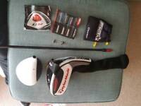 Taylormade R11 Driver, 3 Wood and 5 Wood