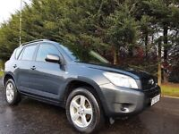 AUGUST 2007 TOYOTA RAV4 XT3 2.0 PETROL FULL SERVICE HISTORY (( TOTALLY ORIGINAL EXAMPLE THOUGHOUT ))