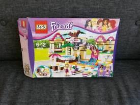 LEGO Freinds Heartlake City Pool