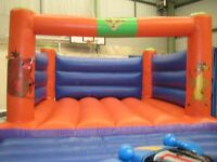 Bouncy castle for sale £250 size 3metres deep 4 metres 100mm wide 2 metres 600 high front step 850
