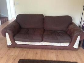 Two Seater Sofa from SCS