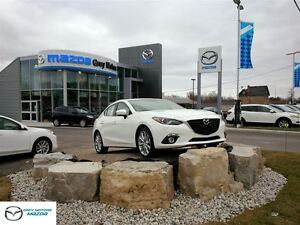 2015 Mazda MAZDA3 GS, Convenience Pkg, Bluetooth, Cruise