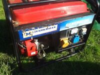 generator marksman 3000 petrol great working