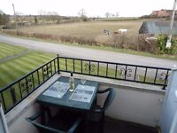 Executive 2 Bedroom UNFURNISHED Flat in Shadwell, LS17 with superb countryside views