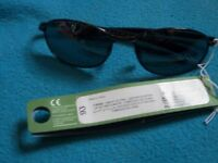 New M&S Metallic Rim Childs Sunglasses IP1