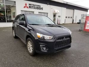2014 Mitsubishi RVR SE 4WD; CERTIFIED PRE-OWNED!