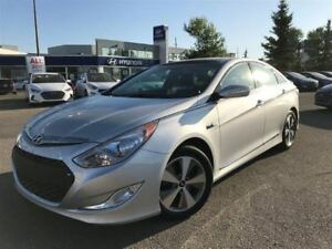 2011 Hyundai Sonata Hybrid Limited- LEATHER HEATED SEATS,NAVIGAT