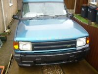 landrover discovery 300tdi 1998 spares or repair