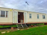 3 years free site fees on this sited double glazed holiday home at St Osyth and Seawick holiday park