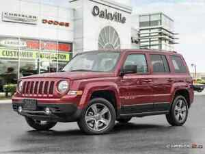 2017 Jeep Patriot HIGH ALTITUDE | NAVI | SUNROOF | 6.5 TOUCHSCRE