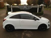 Vauxhall Corsa 1.2 Limited Edition 2012 (low mileage)