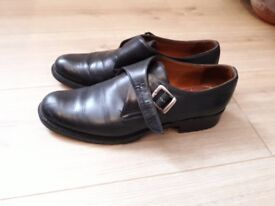 Women's genuine leather shoes,size 6,5