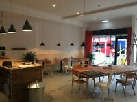 Part Time Proactive Cafe Help Needed for New Cafe in Manor Park