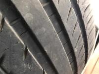 275 45 20 MICHELIN LATITUDE TYRE WITH 6mm TREAD £60