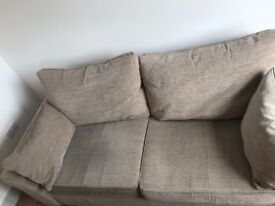 Large 2-Seater Next Sofa, Excellent Condition
