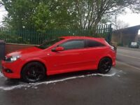 Vauxhall Astra 1.8 SRI XP Exterior Pack VVT Low Millage! (140 BHP) 3 RD MK5 With Extras!